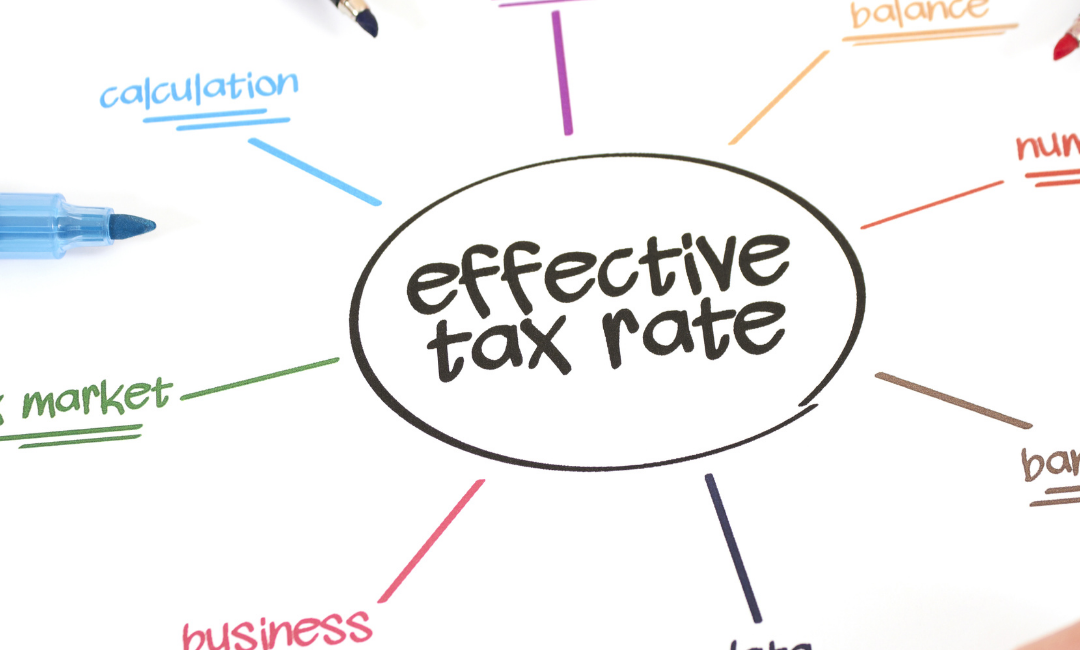 What is the Difference Between Your Marginal Tax Rate and Your Effective Tax Rate?