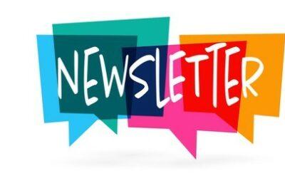 News Letter September 1, 2021