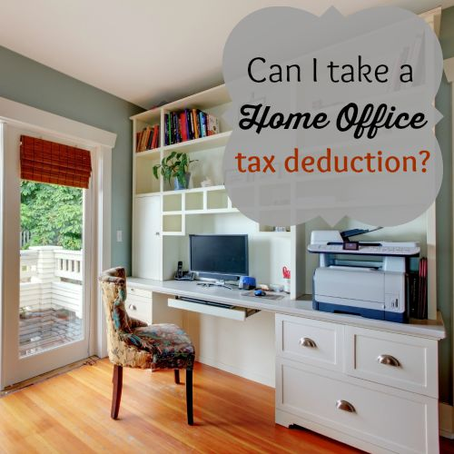 Small business owners should see if they qualify for the home office deduction